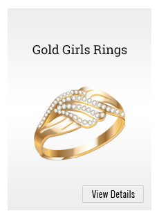 Gold Girl RIngs