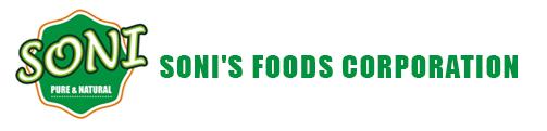 Soni's foods corporation