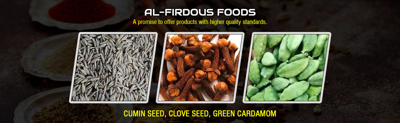 AL-FIRDOUS FOODS