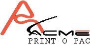Acme Print O Pac