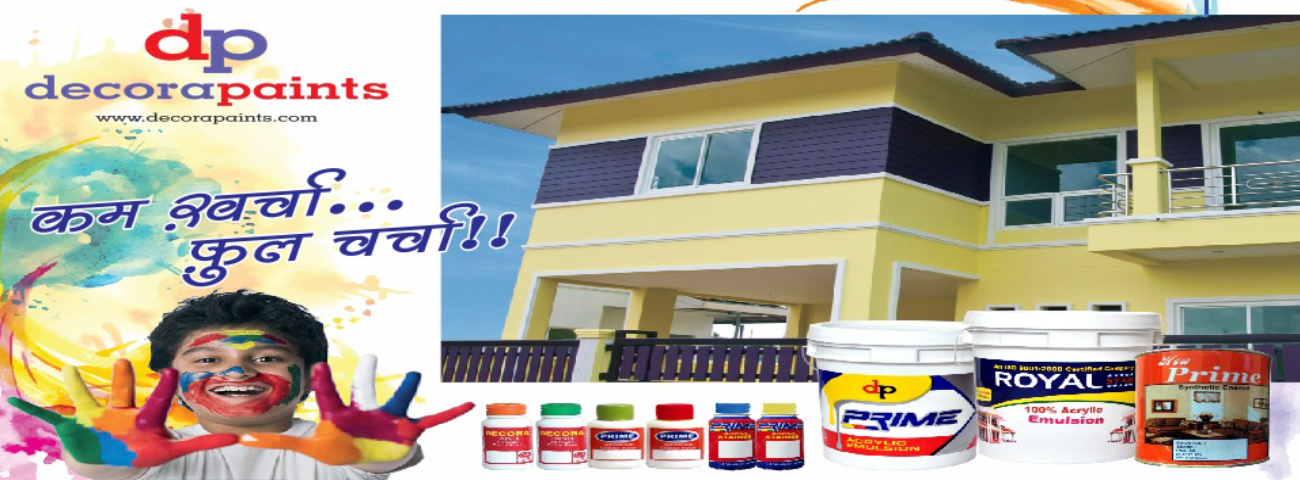 DECORA PAINTS