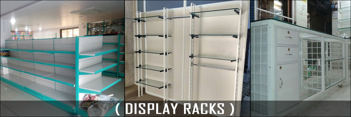 DURABLE DISPLAY & STORAGE SOLUTIONS