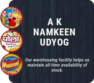 A K Namkeen Udyog