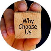 Reasons To Choose Us