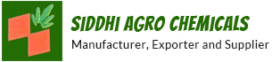 Siddhi Agro Chemical Products