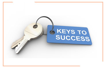 The Key To Our Success