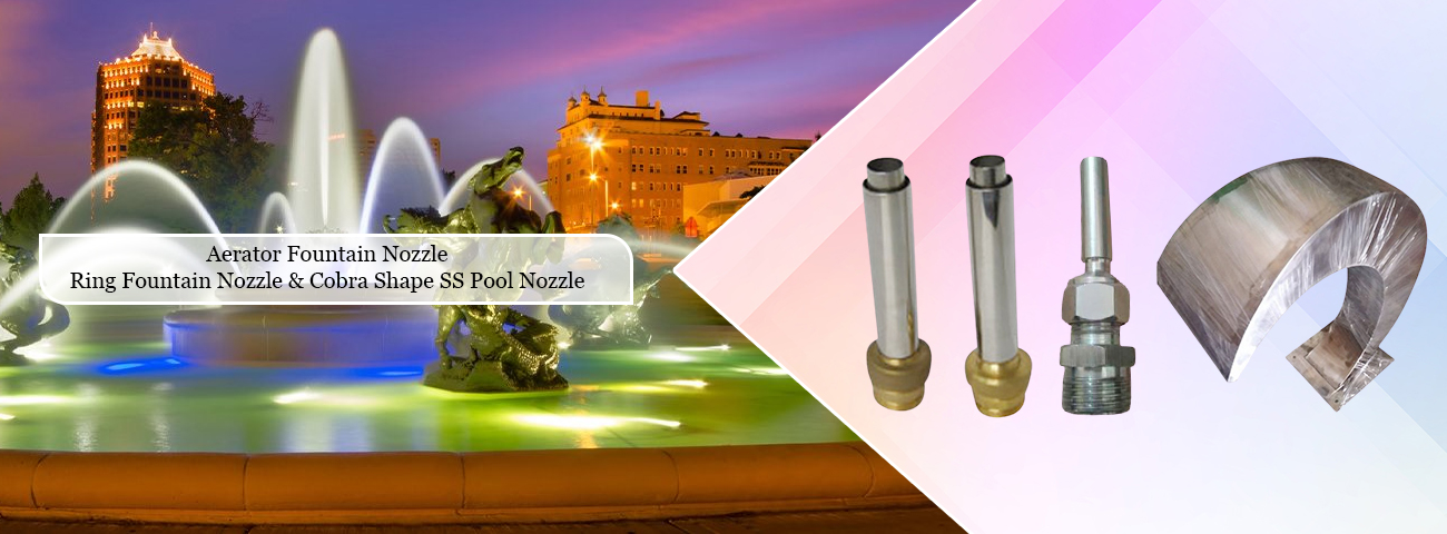 NIRMAL FOUNTAINS & LED LIGHTS