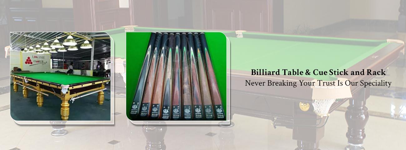 SHRI RAMANAND BILLIARD TABLES