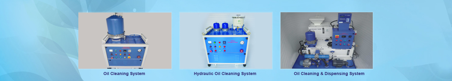 OILMAX SYSTEMS PVT. LTD. Banner