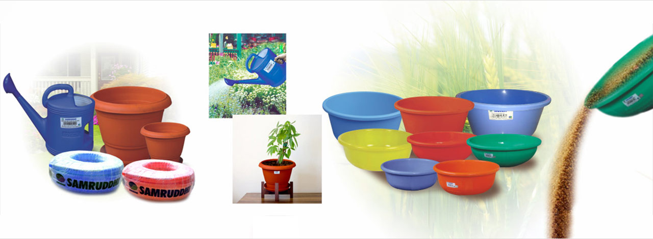 SAMRUDDHI INDUSTRIES LTD. Banner