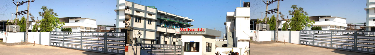 Vaikunth Chemicals (P) Ltd. Banner