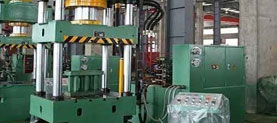 Deep Draw Hydraulic Press