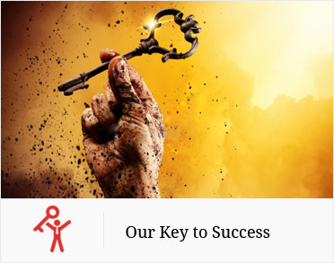 Our Key to Success