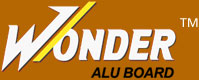 Wonder Alu Board