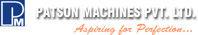 Patson Machines Pvt. Ltd.