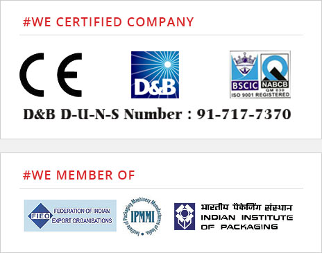 We Certified Company, We Member of