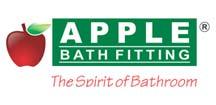 Apple Bath Fitting