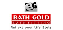 Bath Gold Bath Fitting