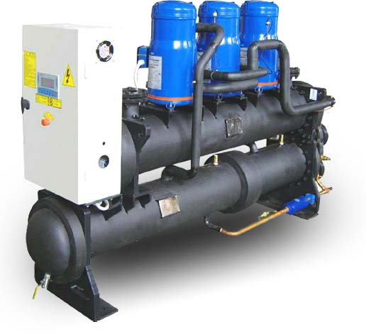 heavy duty Chilling Plants, Industrial Chilling Plants, Industrial Chillers, etc