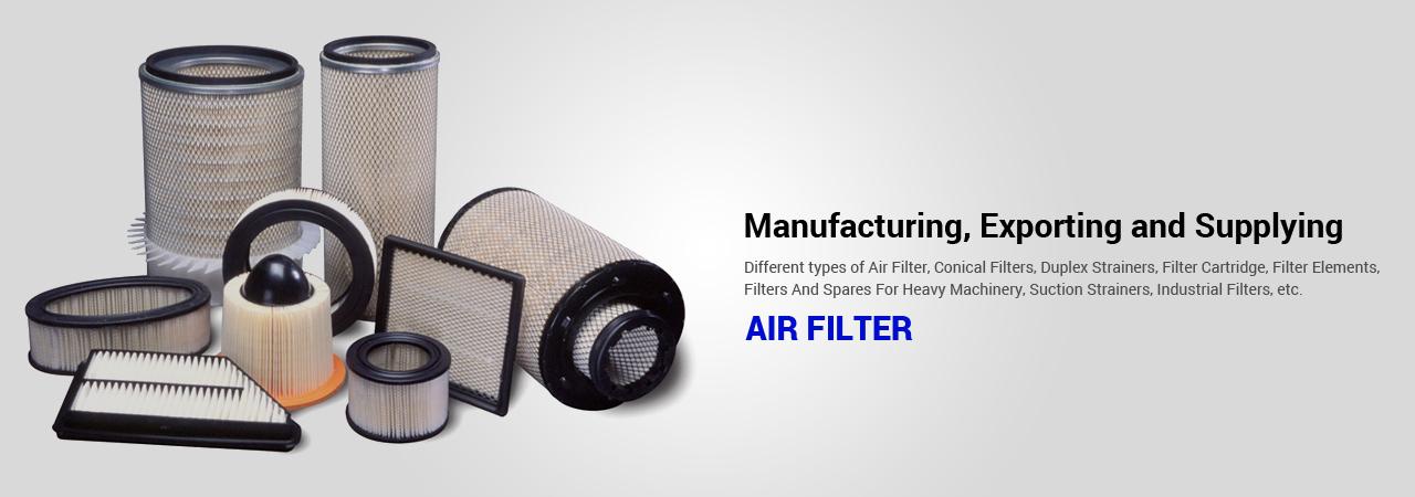 Harsha Filters