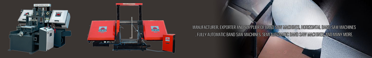 Surya Machine Tools Banner