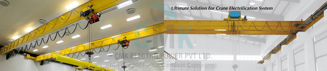 CMK ELECTROPOWER (P) LIMITED Banner