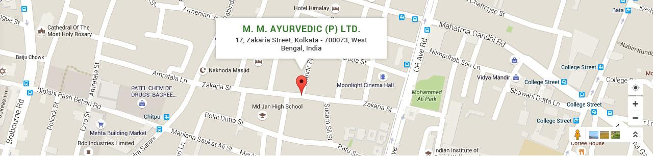 M.M. Ayurvedic (P) Ltd.
