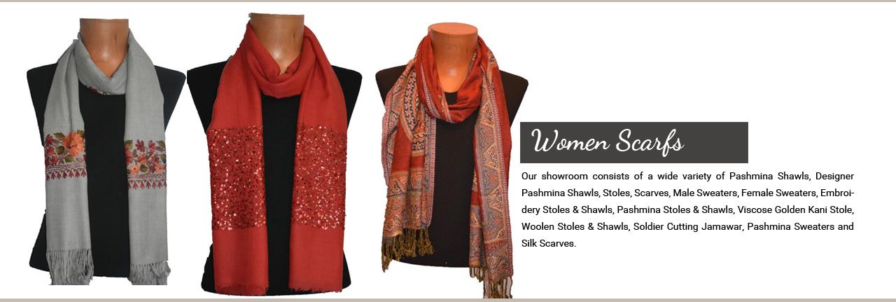 Royal shawls