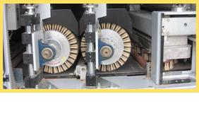 Brush Sanding Machine