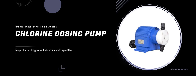 Minimax Dosing Pumps Banner