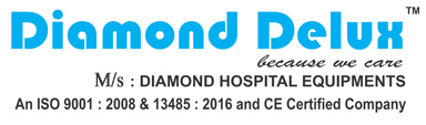 Diamond Hospital equipment