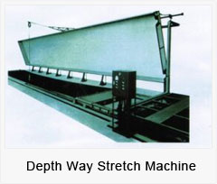Depth Way Stretch Machine