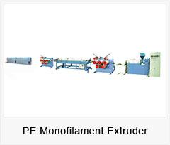 PE Monofilament Extruder