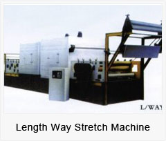 Length Way Stretch Machine