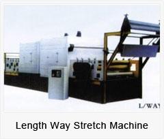Length Way Stretch Machine