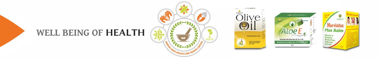 Morvin India Healthcare Banner