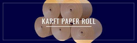 KARFT PAPER ROll
