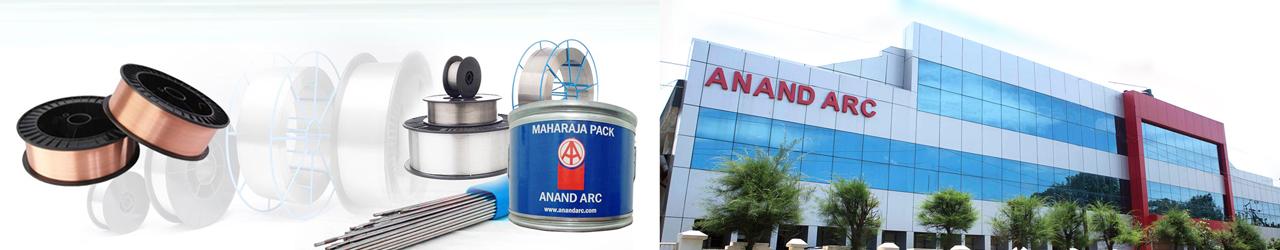 Anand Arc Ltd Banner