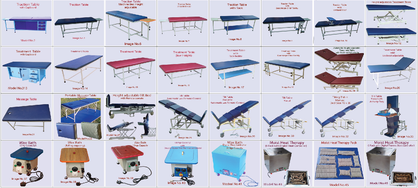 Divine Physiotherapy Equipment