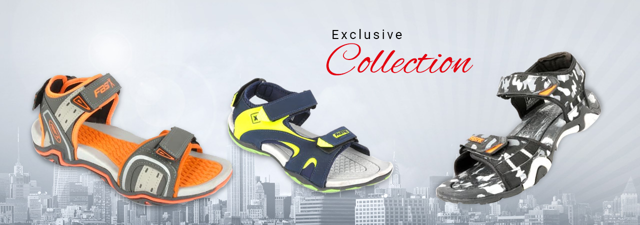 Our Footwear Collection