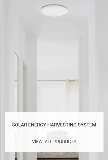 Solar Energy harvesting Systems