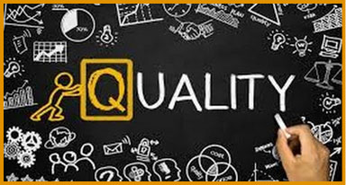 Quality- Our Priority