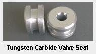 Tungsten Carbide Valve Seat