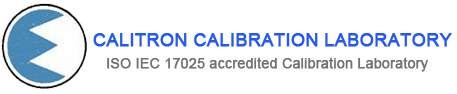 Calitron Calibration