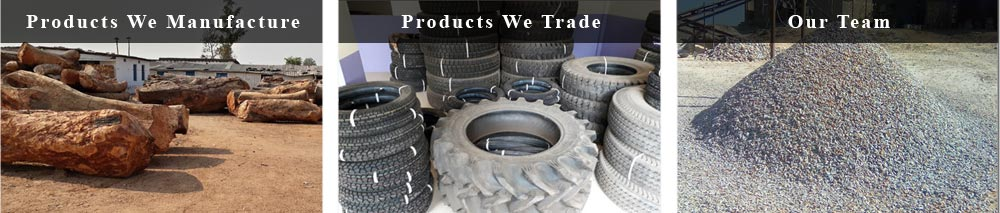 Products We Manufacture