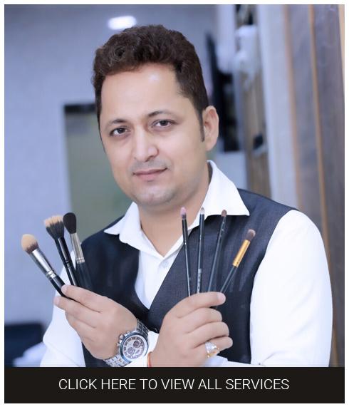 Makeup Master Sunny Singh