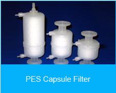 pes capsule Filter