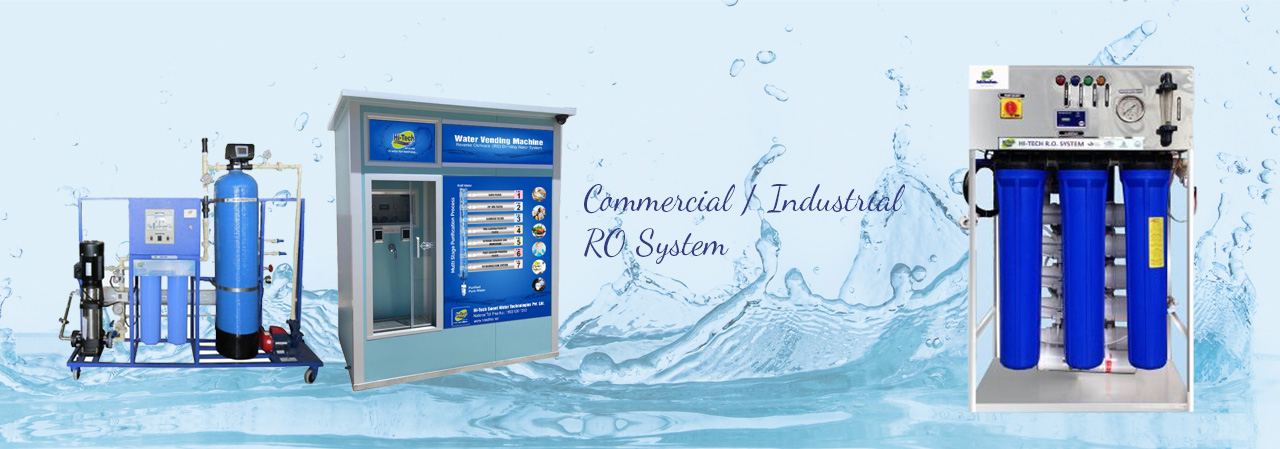 Hi-Tech Sweet Water Technologies Pvt. Ltd.
