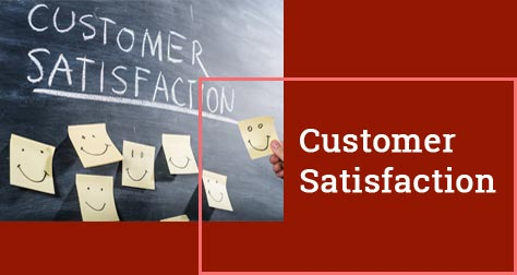 Customer Satistaction