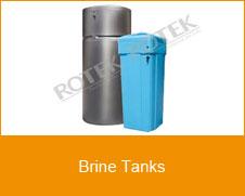Brine Tanks